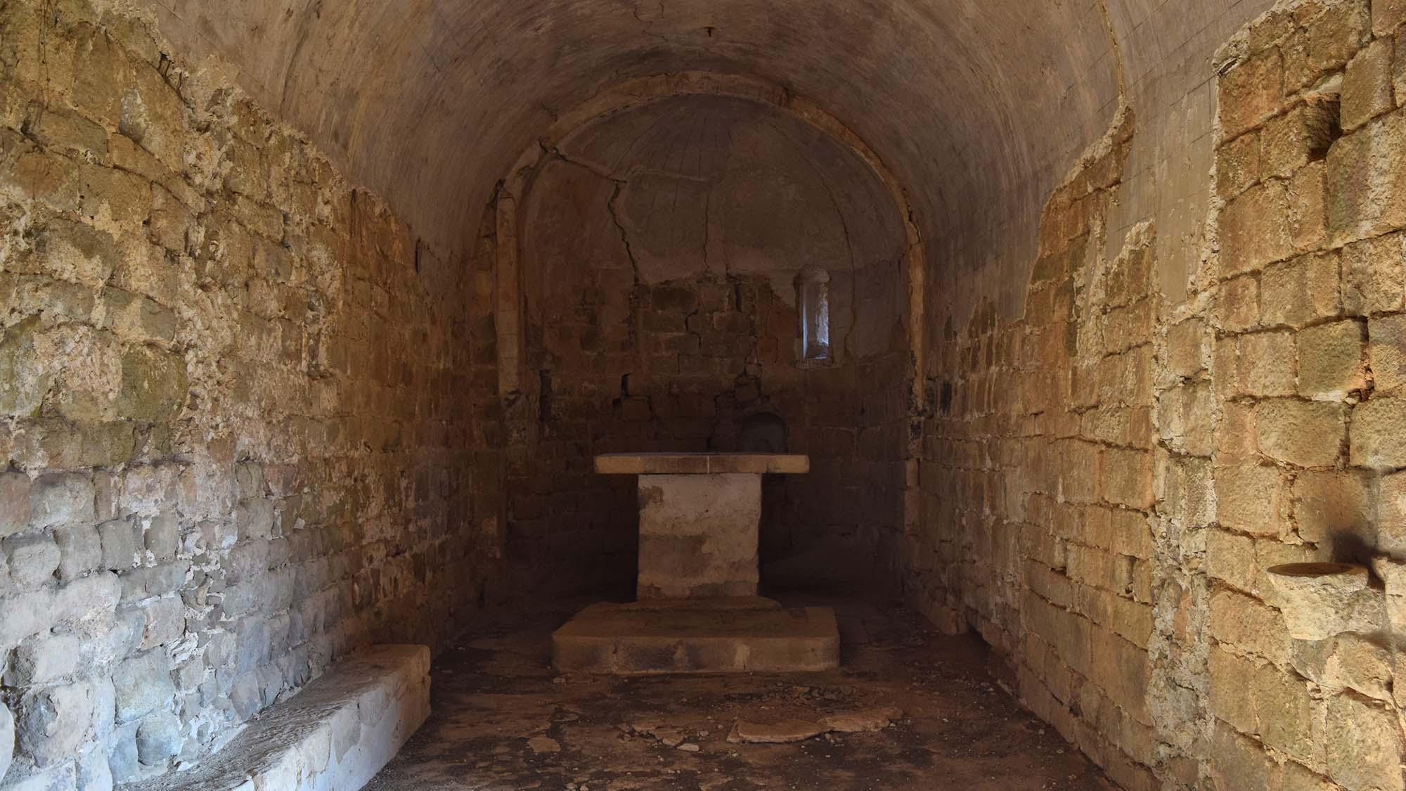 Ermita de Sant Pere de Figuerola