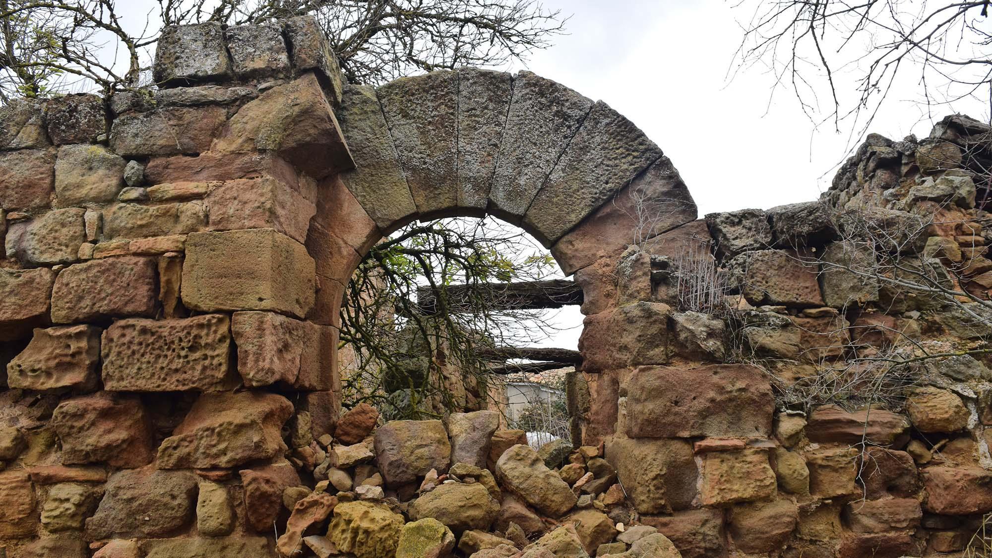 Castell de Claret