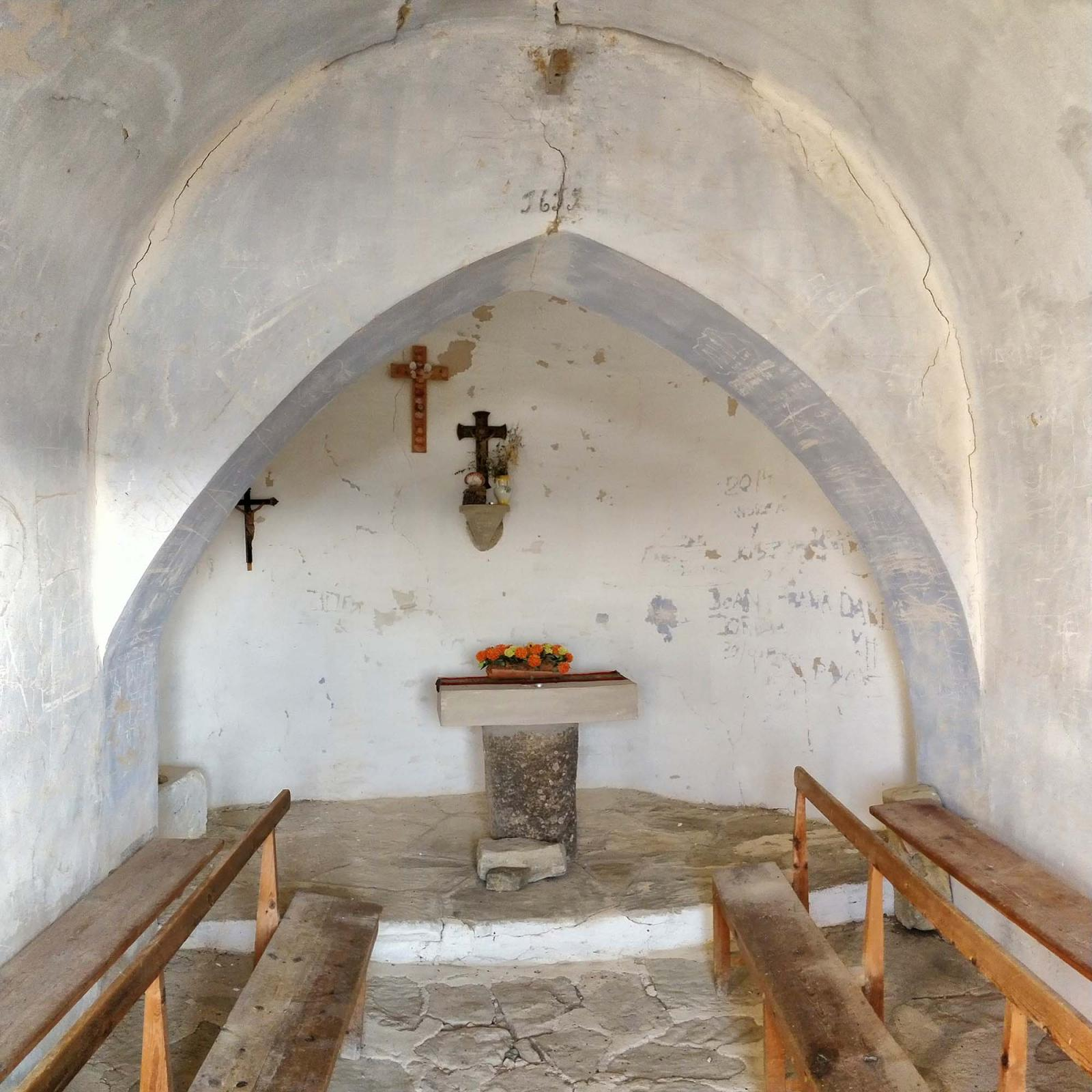 Capella de Sant Pere de Murinyols