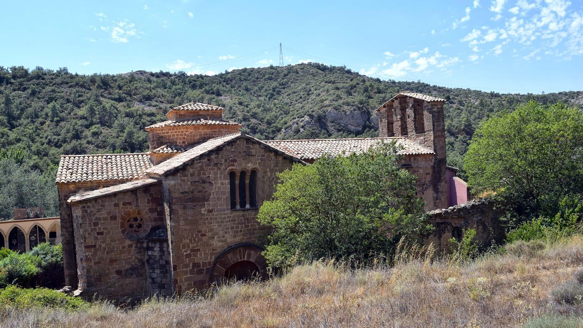 Church Santa Maria del Priorat