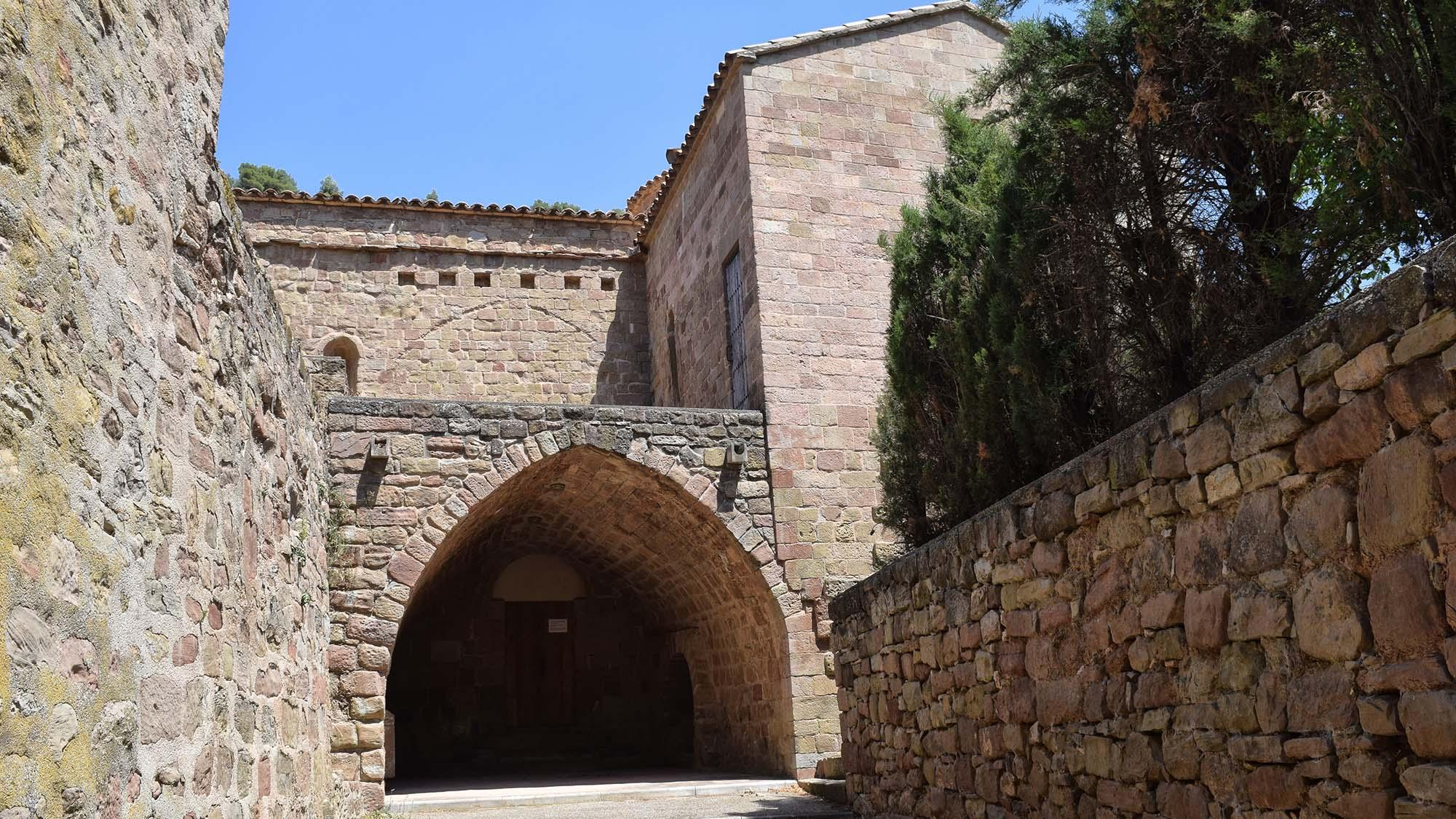 Església de Santa Maria del Priorat