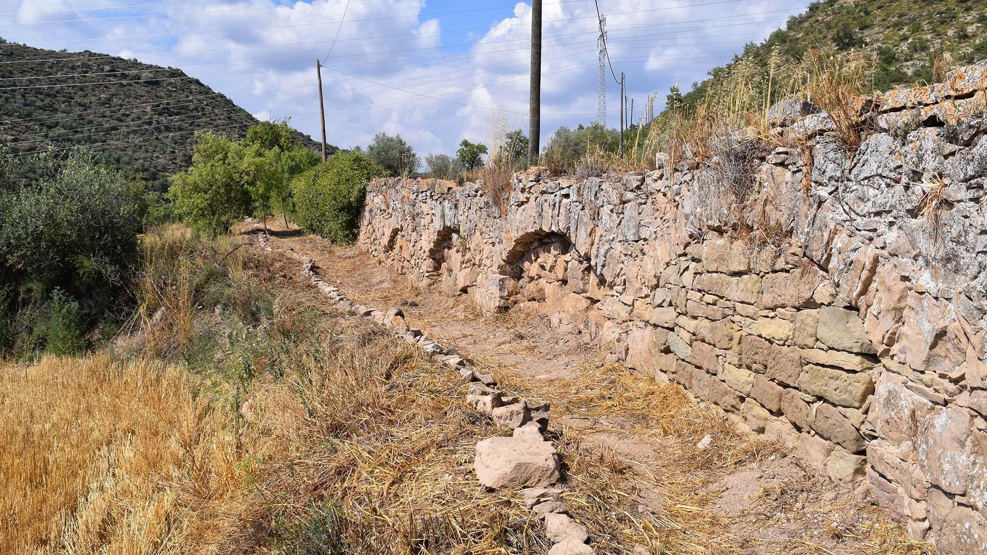 Espai  Aqüeducte dels Frares