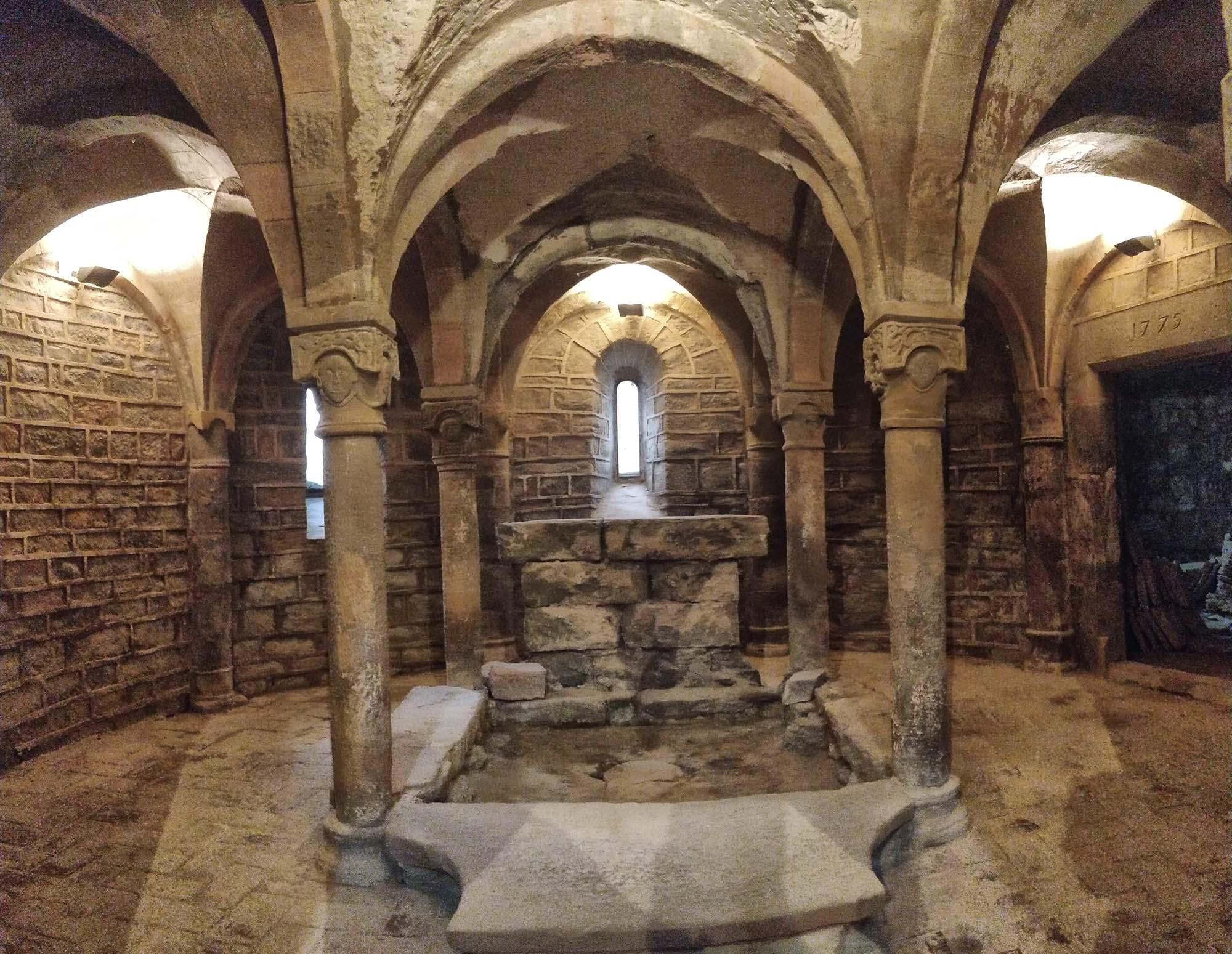 Monastère de Sant Celdoni i Sant Ermenter