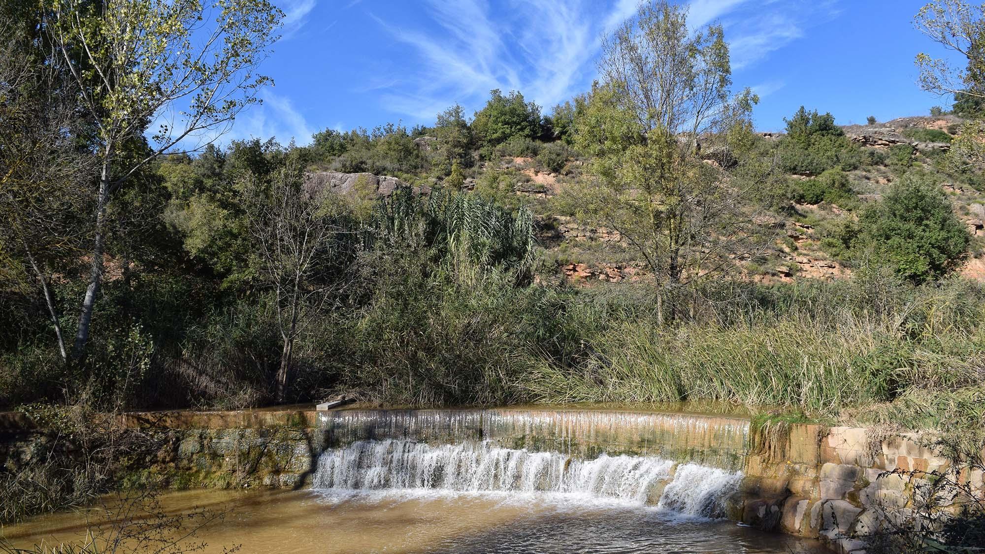 Espace fluvial  Peixera del Duc