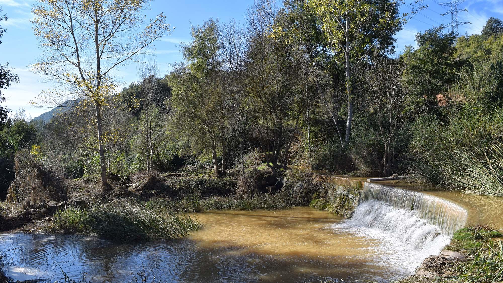 Fluvial space Peixera del Duc