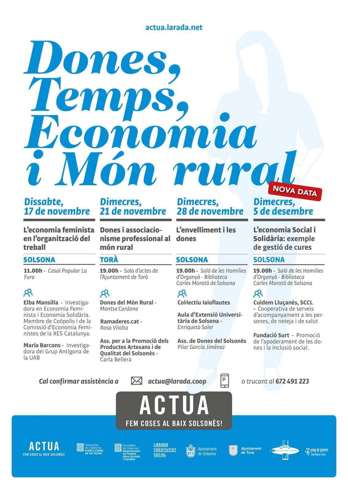 Dones i associacionisme professional al Món Rural