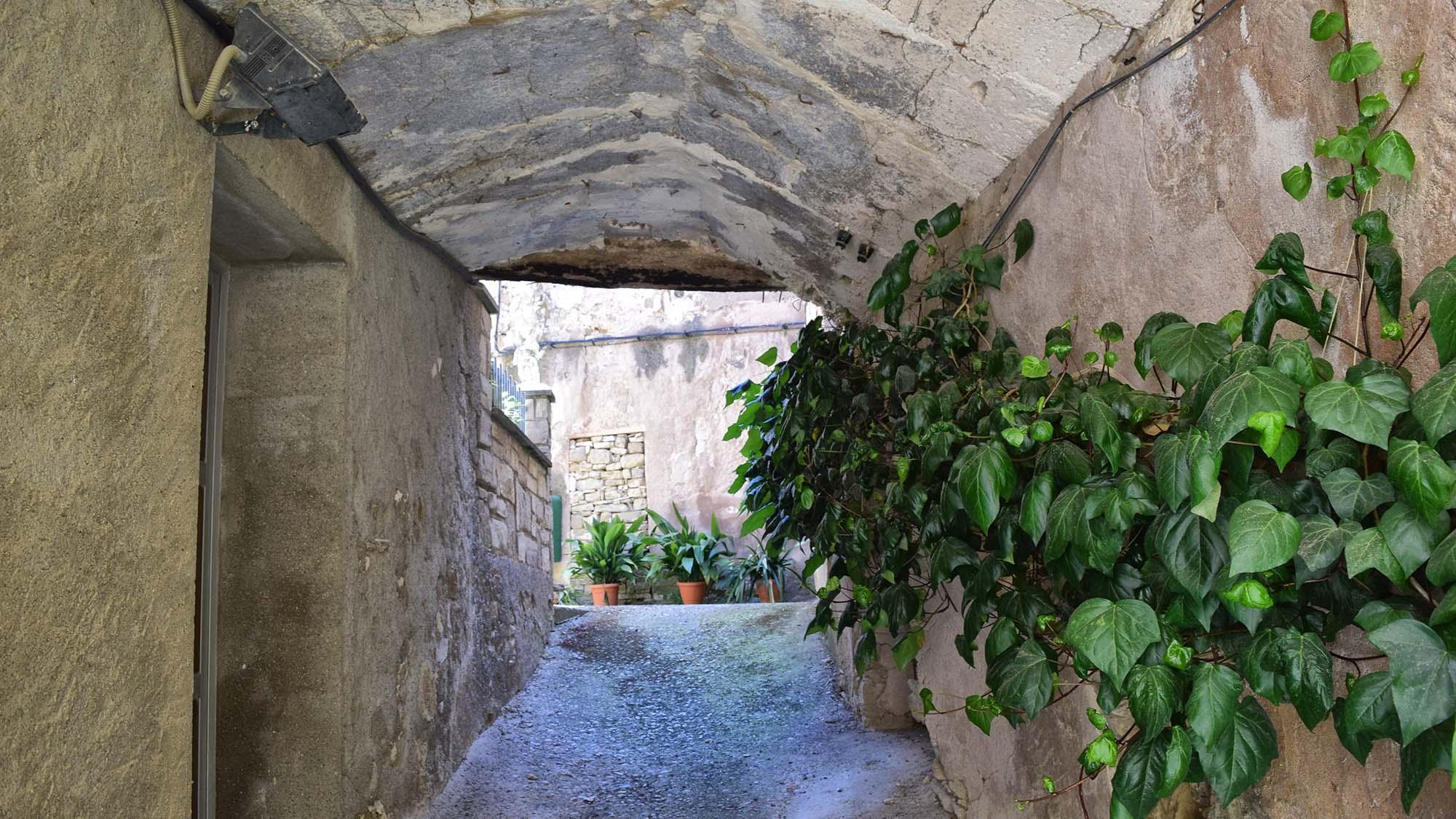 Vieille ville  Portals i carrers