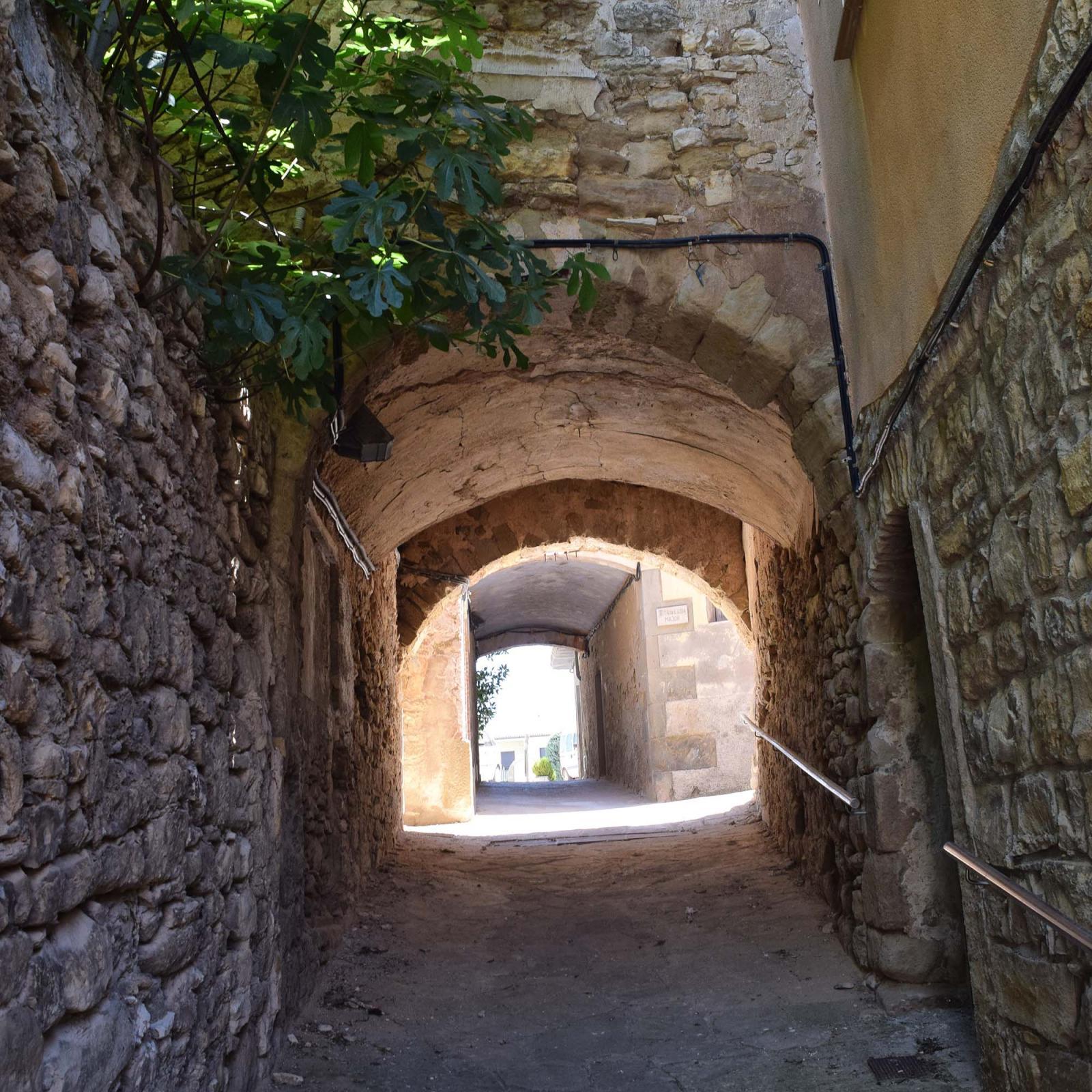 Casco antiguo  Portals i carrers