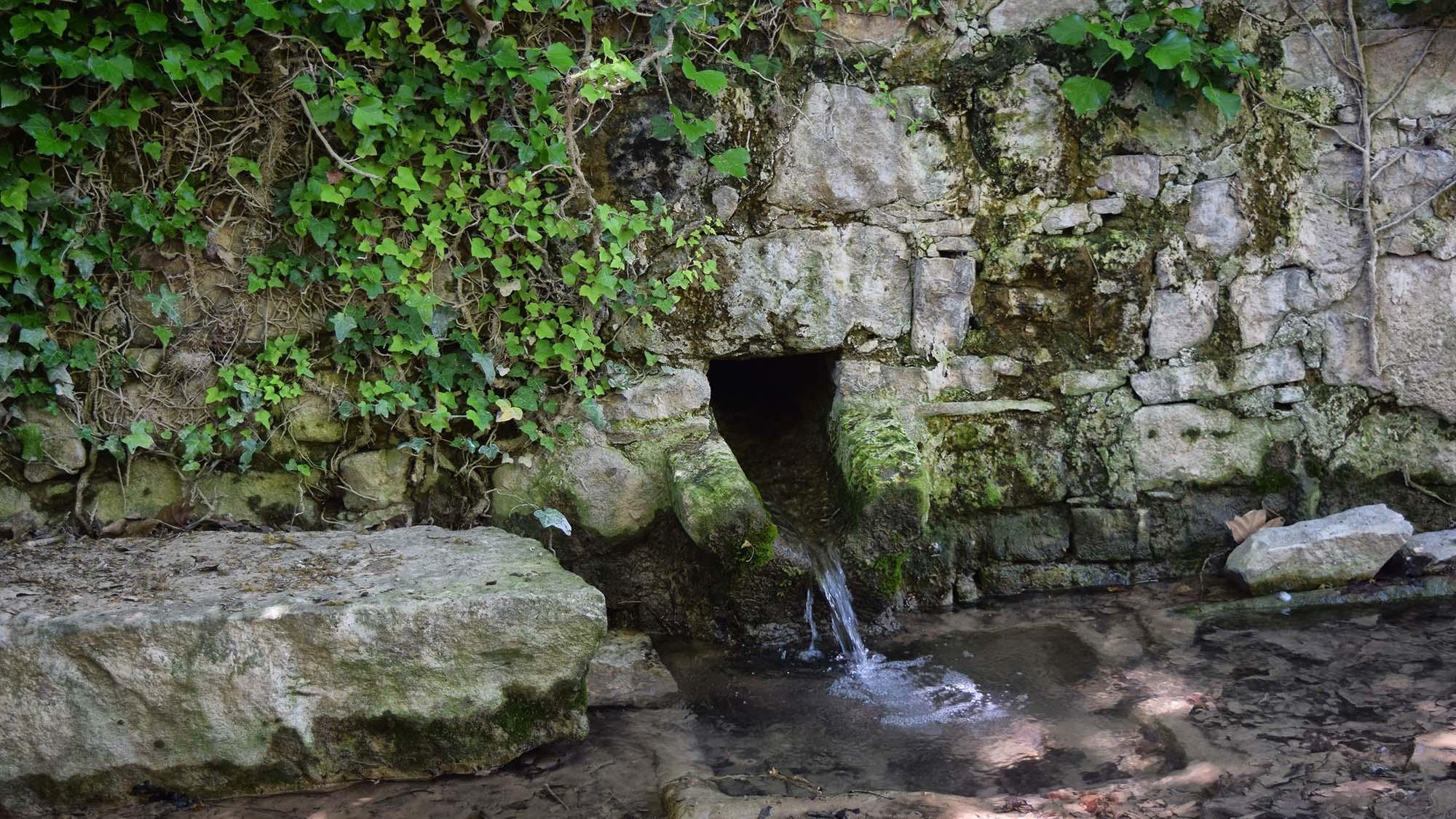 Font  de Santa Maria