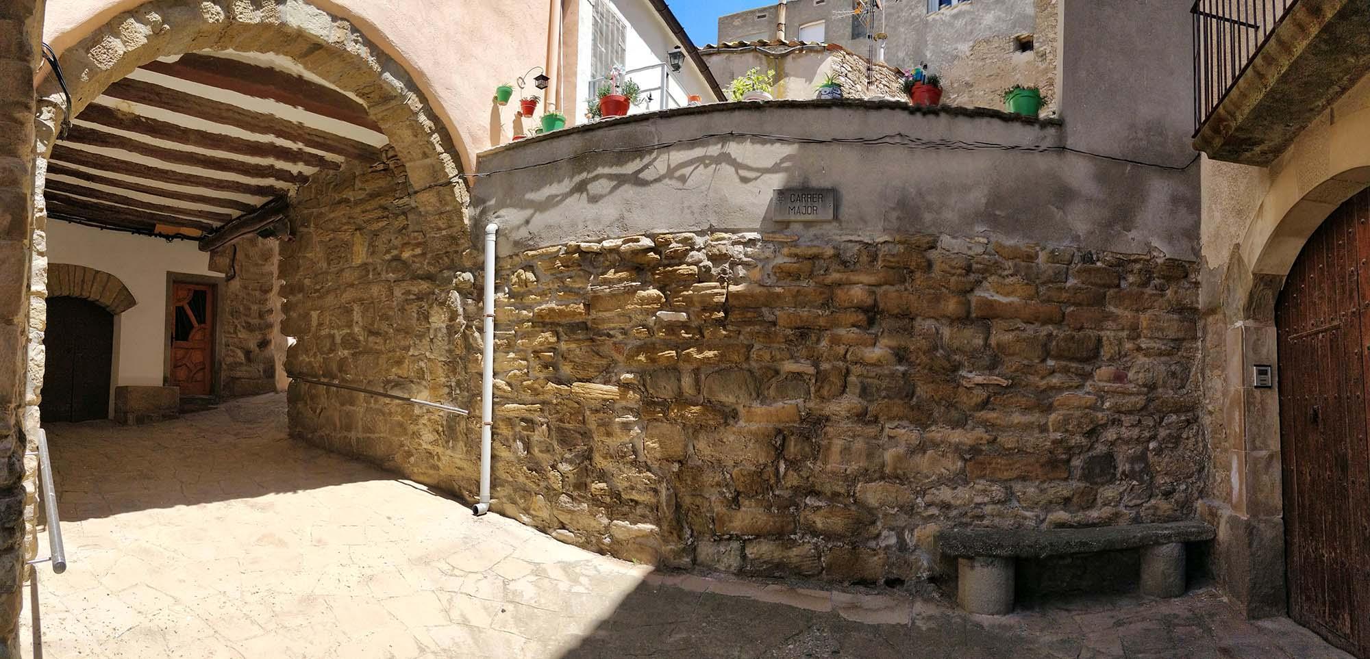 Portal of Cal Millàs