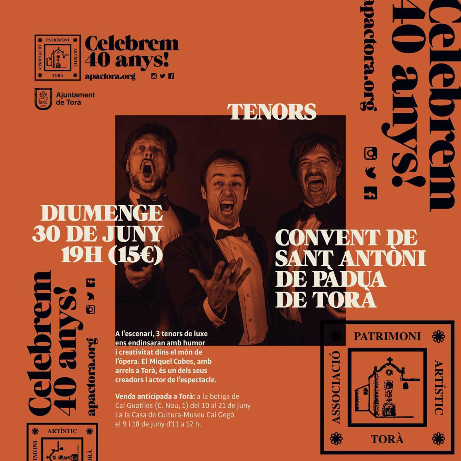 Concert Tenors