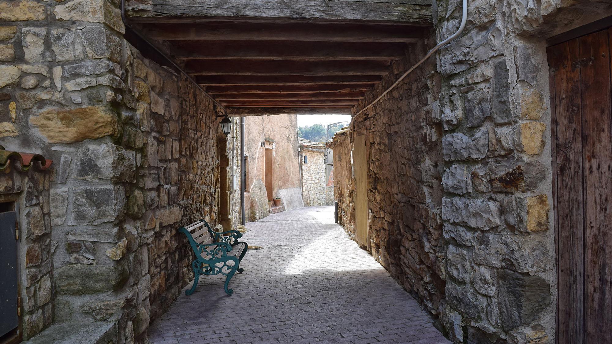 Casco antiguo  El Soler