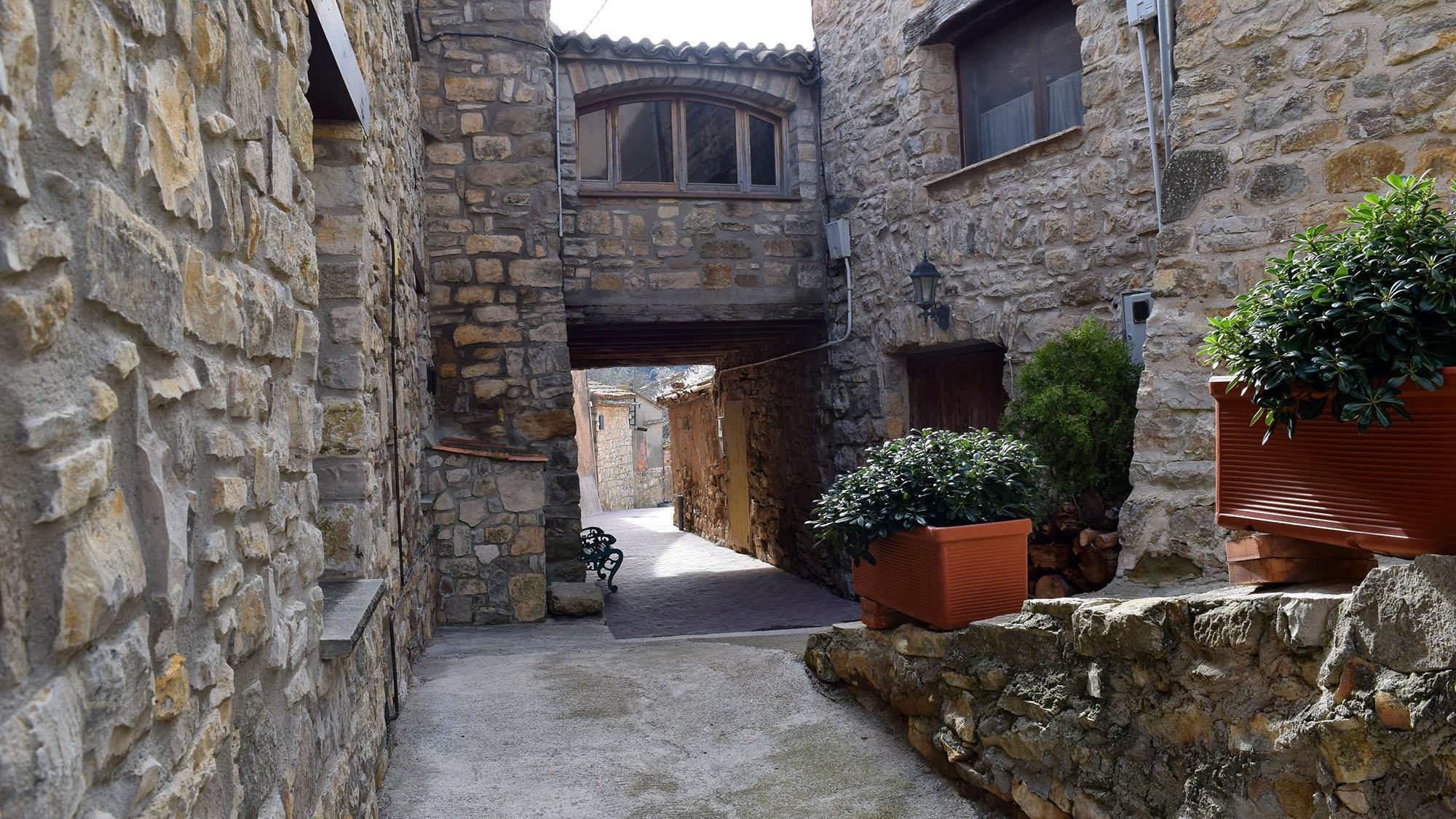 Vila vella El Soler