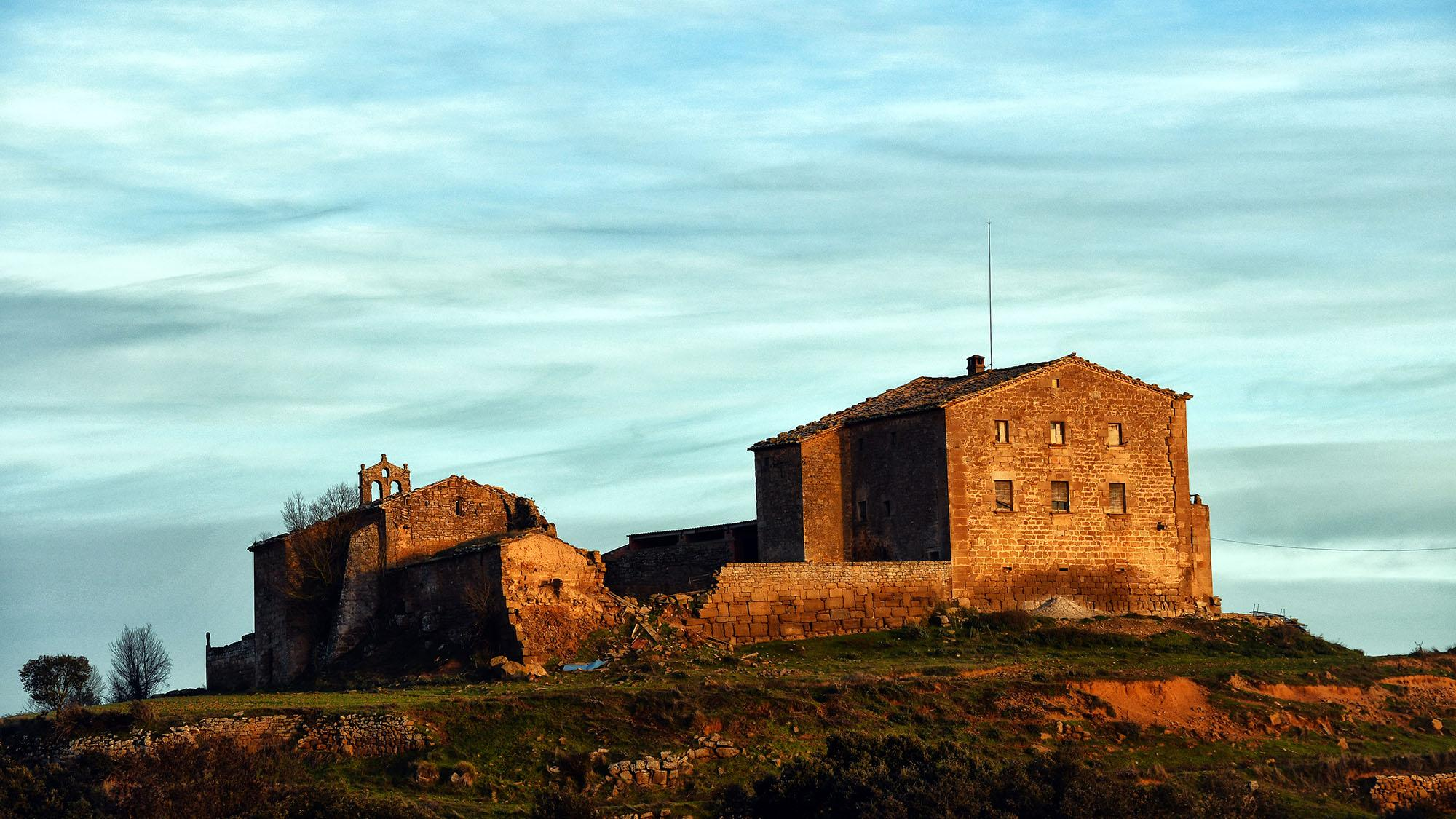 Edifici Mas de Sant Pere