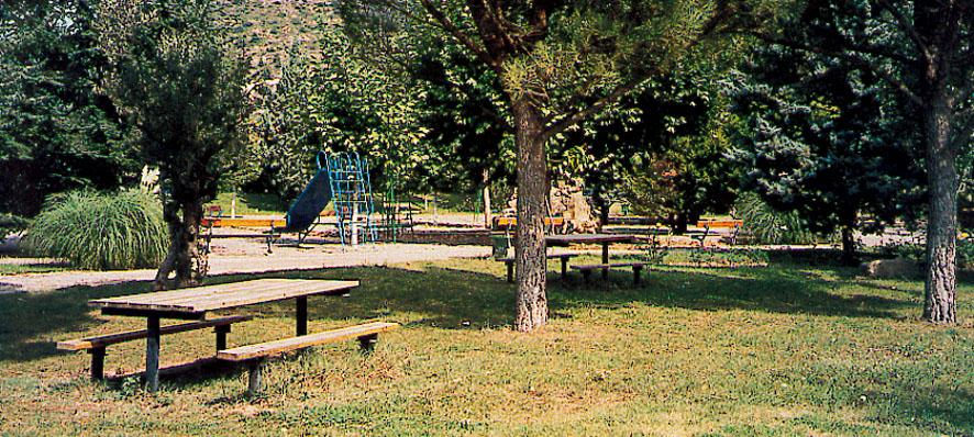 Park of Torà